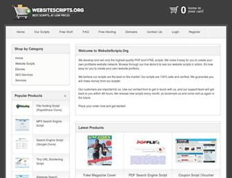 Thumbshot of Websitescripts.org