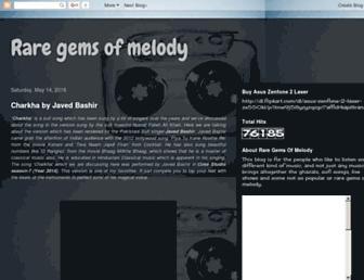 melodiousmusicmasters.blogspot.com screenshot