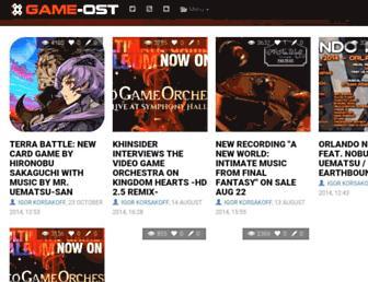 Thumbshot of Game-ost.com