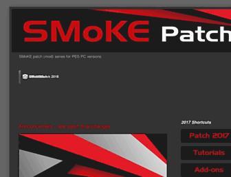 pessmokepatch.com screenshot