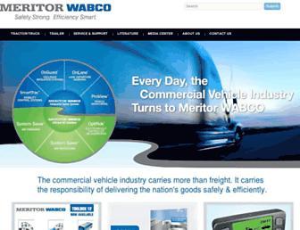 meritorwabco.com screenshot