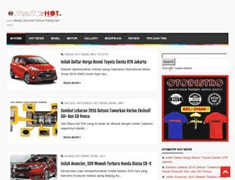 otomotifhot.net screenshot