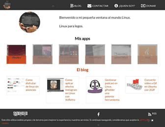 atareao.es screenshot