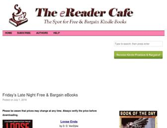 Thumbshot of Theereadercafe.com