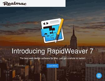 Thumbshot of Realmacsoftware.com