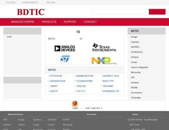 bdtic.com screenshot