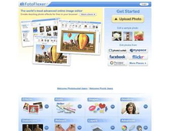 Thumbshot of Fotoflexer.com