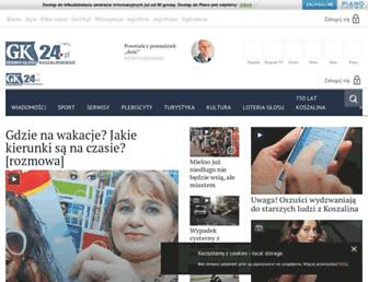 Thumbshot of Gk24.pl