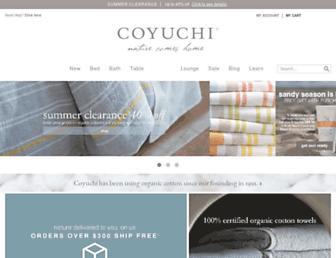 Thumbshot of Coyuchi.com