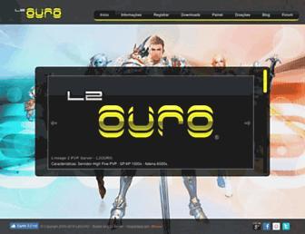 l2ouro.com screenshot