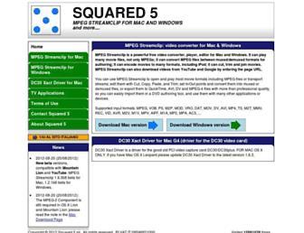 Thumbshot of Squared5.com