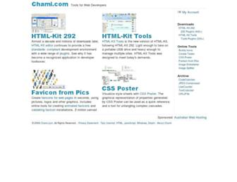 chami.com screenshot