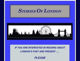 stories-of-london.org screenshot