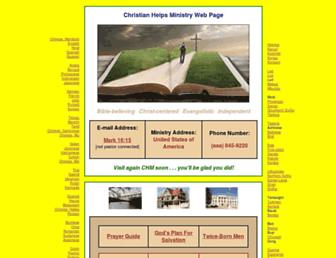 gochristianhelps.com screenshot
