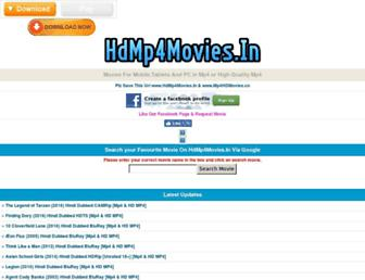 Thumbshot of Hdmp4movies.in