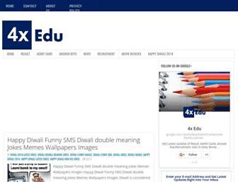 fx4xedu.blogspot.com screenshot