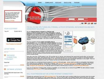 your-freedom.net screenshot