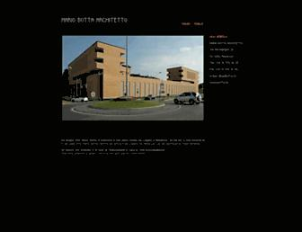 botta.ch screenshot