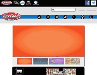 keyfood.com screenshot