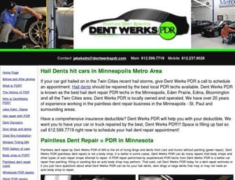 dentwerkspdr.com screenshot
