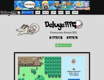 Thumbshot of Delugerpg.com