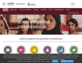 eude.es screenshot
