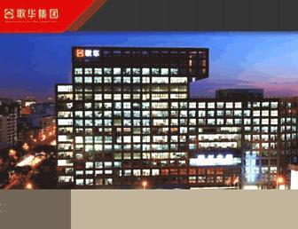 gehua.com screenshot