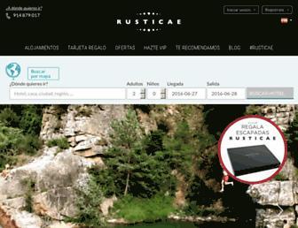 Thumbshot of Rusticae.es