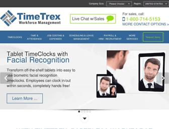 Thumbshot of Timetrex.com