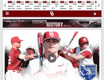 soonersports.com screenshot