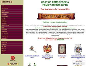 4crests.com screenshot