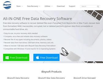iboysoft.com screenshot