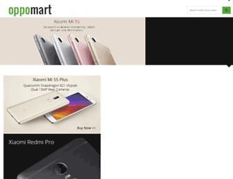 oppomart.com screenshot