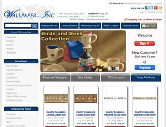 wallpaper-inc.com screenshot