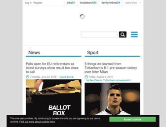 Thumbshot of Tottenhamjournal.co.uk