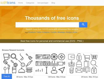 icon-icons.com screenshot