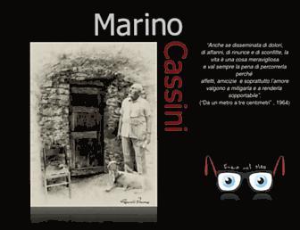 marinocassini.it screenshot