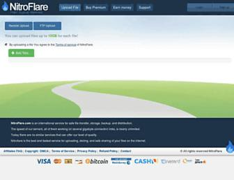 Thumbshot of Nitroflare.com