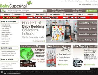 Thumbshot of Babysupermall.com