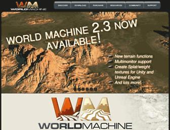 world-machine.com screenshot