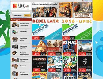 Thumbshot of Rebel.pl