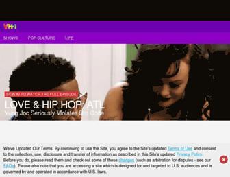 vh1.com screenshot