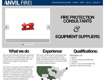 anvil-fire.com screenshot