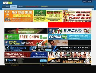 kupontogel.com screenshot