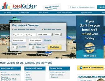 hotelguides.com screenshot