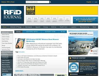 rfidjournal.com screenshot