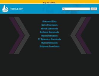 fileshut.com screenshot