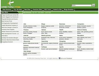 Thumbshot of Directory-free.com
