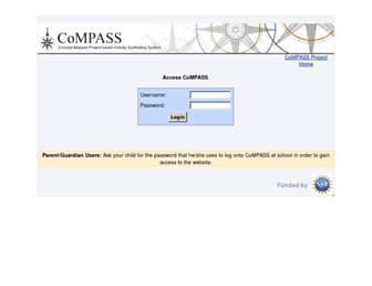 compassproject.net screenshot