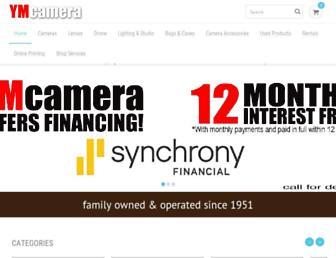 ymcamera.com screenshot